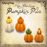 [DDD] Pumpkin Pile Mix Stacked