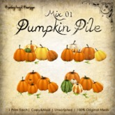 [DDD] Pumpkin Pile Mix 1