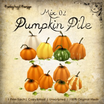 [DDD] Pumpkin Pile Mix 2