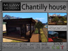 Chantilly House Box