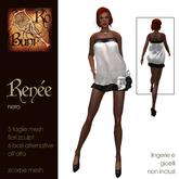 Ro' e Buni' - Renee nero