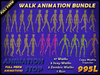 Animation Stop - 24 Pack Walk Bundle Full Perm