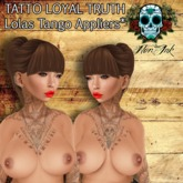 [Ner .Ink] Loyal Truth * LOLAS APPLIER