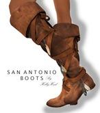 DEMO SAN ANTONIO BOOTS