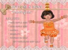:BB: Pumpykins Toddleedoo BABY only