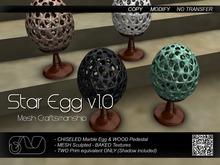 Star Egg v1.0 by giancarlo[@]corvale