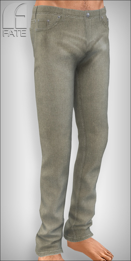 FATEwear Jeans - Skinny Billy - Desert