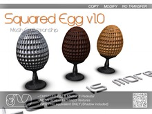 Squared Egg v1.0 by giancarlo[@]corvale