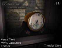 Bellarose Vogue Mantel Clock