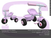 Sweet Baby -Tricycle MD2 Mesh Model 04