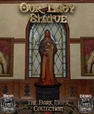 DM Our Lady Statue - Boxed DEMO