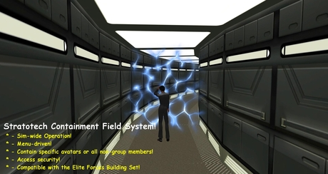 Stratotech Containment Field System (boxed)