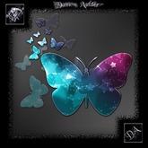 NuTec: Twinkle Stars Butterfly Wall Art