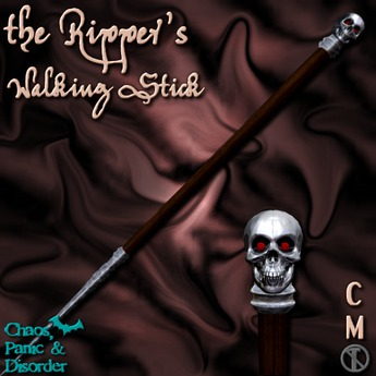 :*:CPD:*: the Ripper's Walking Stick