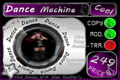 Mix 1 >> Dance Machine Angel <<