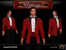 69 Park Ave - Armandi Red - Formal Tux