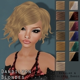 ~<Song>~ Dandilyon Hair - Blondes