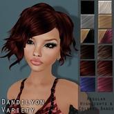 ~<Song>~ Dandilyon Hair - Variety