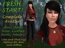Fresh Start Avatar (PROMO)