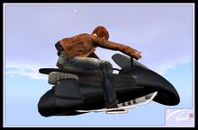 hover Jet bike
