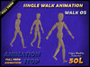 Animation Stop - Walk 05 Full Perm Box