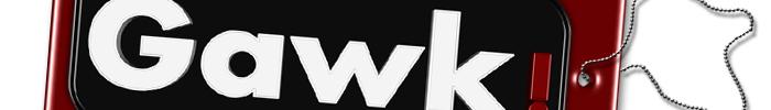 Gawk! logo 700x100