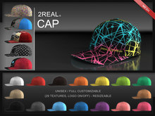 2REAL CAP BOX