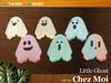 Little Ghost  ♥ NEW Chez Moi