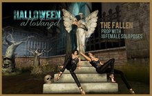 [LA] The Fallen One - Multipose (Halloween Collection)