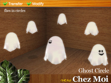 Ghost Circle ♥ NEW Chez Moi