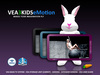 VEA 3 KIDS eMotion - 3D 1080P KARAOKE RADIO GOOGLE DRIVE BROWSER VIDEOCHAT SOUNDCLOUD
