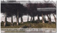 !Pandemonium - Violet Forest Kit [With Mesh Rocks]