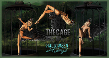 [LA] The Cage - Multipose (Halloween Collection)