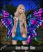 . Dream . Gem Wings - Blue