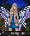 Gem wings   lilac