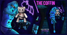 [LA] The Coffin - Multipose (Halloween Collection) - Female version