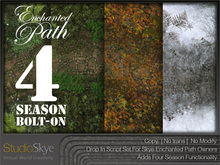 NEW  Enchanted Path 4 SEASON Bolt-On Set