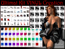 Kit vinyl latex PSD 01