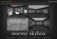 [croire] Stormy Skybox (DEMO)