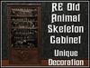 Animal skeleton cabinet ad pic1