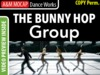 A&M: The Bunny Hop - GROUP DANCE PAD (Bento) :: #TAGS - Retro, party, train, rabbit, bugs