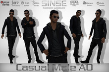 [SINSE] Casual Male AO Motion Capture Optical Series