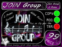 Join Group 1 >> Cool Join Group 2 Prims Only <<