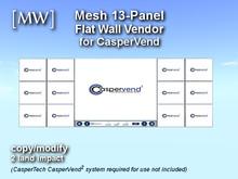 [MW] Mesh 13-Panel Vendor for CasperVend