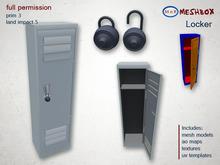 *M n B* Locker (meshbox)