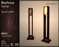 Bauhaus Lamp (Mesh) - *DeSSion*