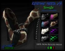 :Z.S: Revenge Heels V3