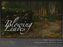 Falling & Blowing Leaves from Studio Skye |  100% MESH