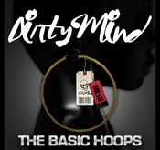 ::DirtyMind:: The Big Hoop Earrings (Gold)
