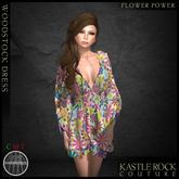 :KR: Woodstock Dress - FlowerPower